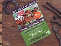 Grand National Event Flyer