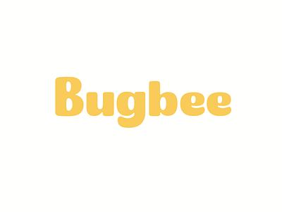 Bugbee Logotype logo design design hand lettering custom wordmark typography type script logotype logo lettering identity handlettering branding