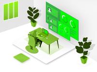 UI Go Green