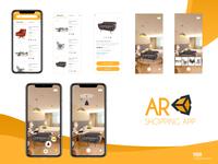AR Shopping Application