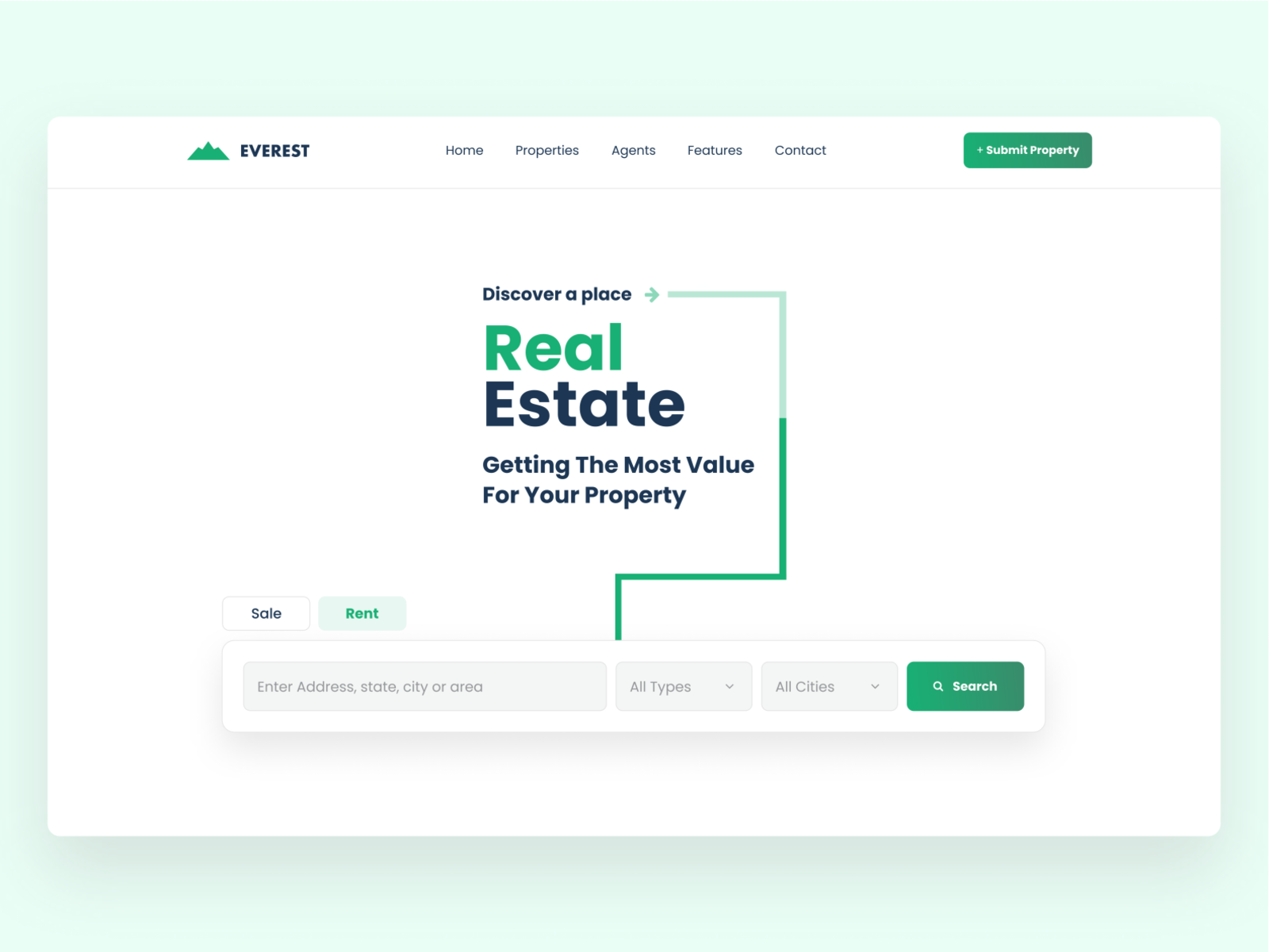 Dribbble Real Estate 1 Png By Sumit Wagh