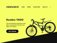 Roadeo Concept Cover