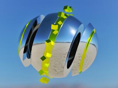Bulb fusion360 render