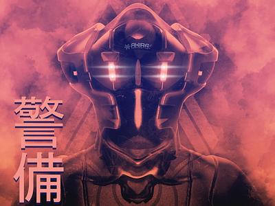 Sentinel design illustrator scifi concept art 3dcoat 3d art render