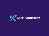 Alef Farbstein - logo design
