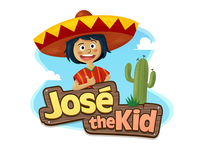 José The Kid vinyl sticker