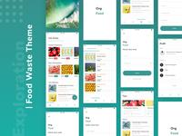 Org Food App
