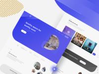 Exploration || Workingspc Landing Page