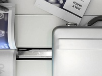 Whitepaper Attache Zero Halliburton aluminum briefcase copyspace
