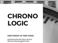 Chronologic Whitepaper Cover