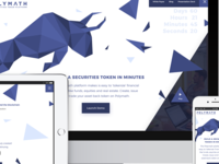 PolyMath - The Security Tokens Platform