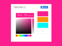 DailyUI - 060 - Color Picker