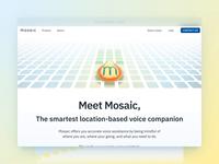 Mosaic Website