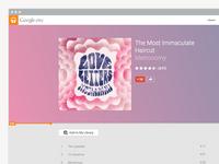 Google Music Share Track