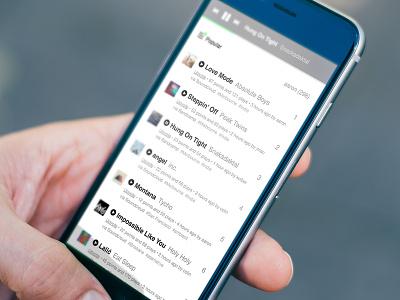 Slime App - Mobile music app mobile