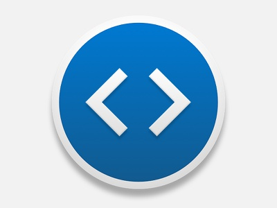 VS Code Icon osx icon visual studio vscode
