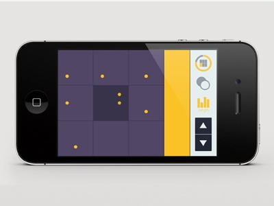 Bip Launched muisc app ui iphone