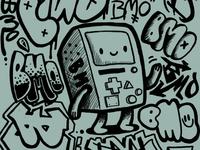 Cartoon Network Adventure Time Apparel