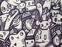 Inktober Doodle