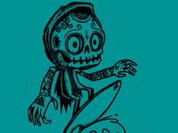 Surfer Doodle
