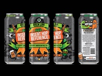 BrewLink x wotto Can Packaging
