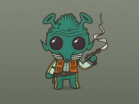 Greedo Character Development