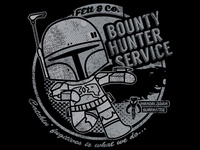 Bounty Hunter Services Tee