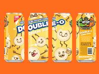 Double O Golden Stout - Can Design