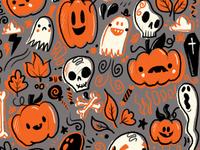 Halloween Doodle 2018