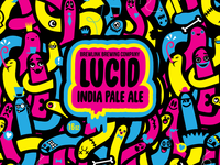Lucid IPA - Can Design