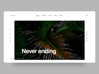 Nature Style | Landing Page