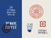 The Ottoman Roasters Brand Assets