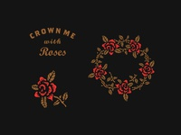 Crown Me with Roses Assets