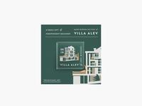 Villa Alev Gift Badges