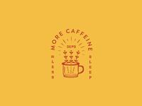 More Caffeine Less Sleep