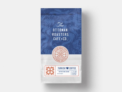 The Ottoman Roasters Packaging