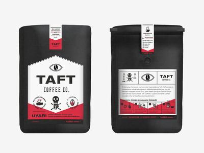 Taft Coffee Co. Labels