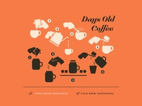 Days Old Coffee Brewing Instructions