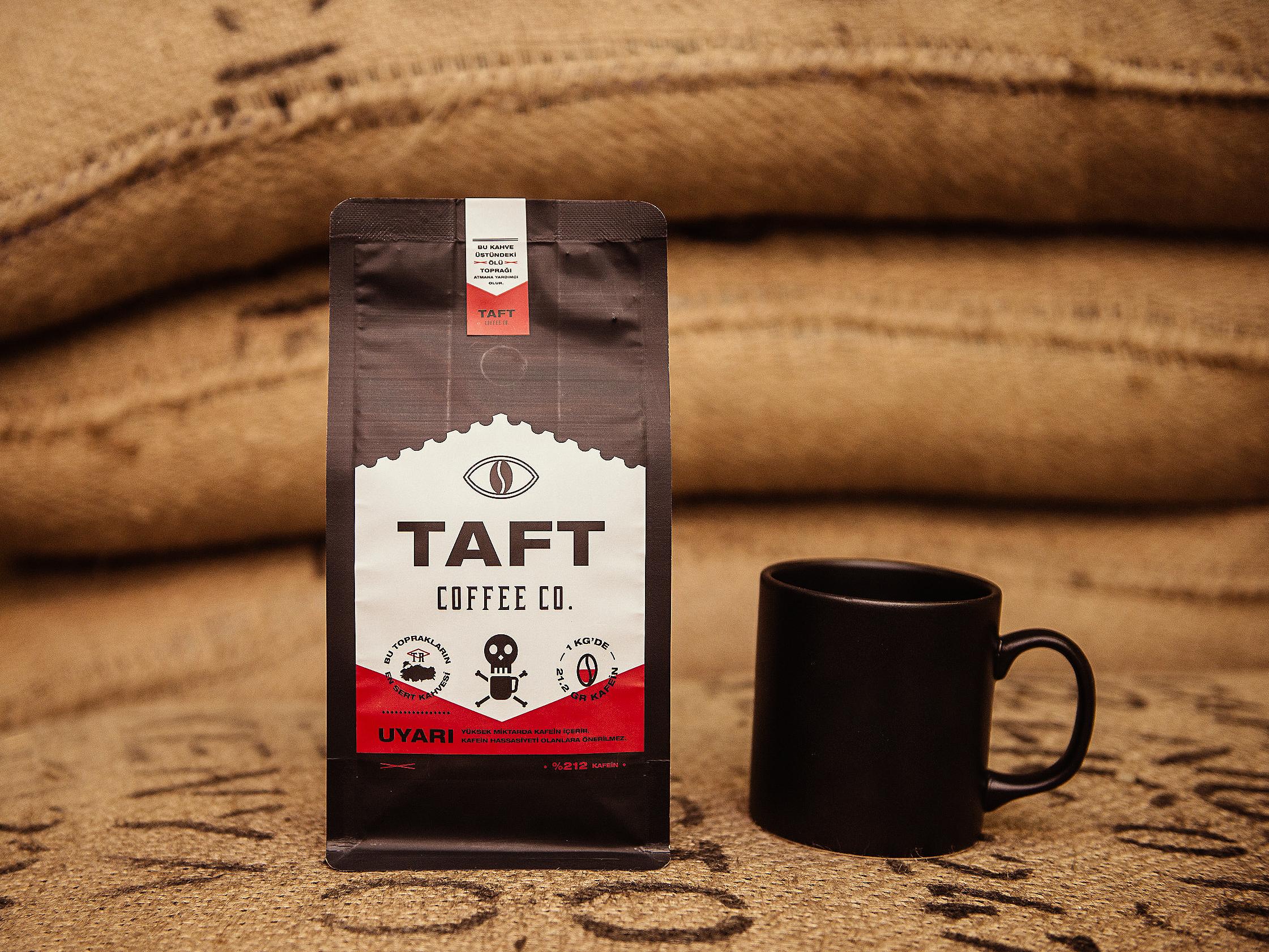 Zeki michael taft cuval coffee etiket tasarimci istanbul kahve genc freelance studio
