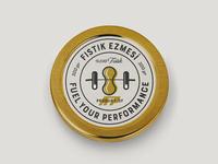 Peanut Butter Badge