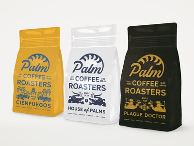 Palm Coffee Line up