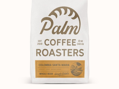 Palm Coffee Roasters Colombia Santa Maria