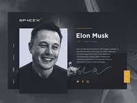 Elon Musk User Profile