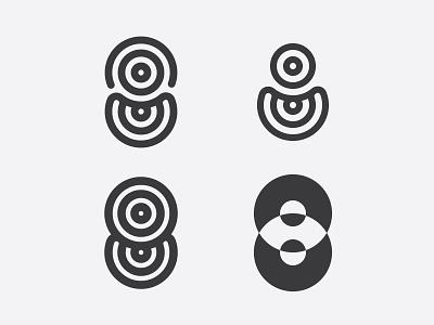 Number 8 logos logo eiight