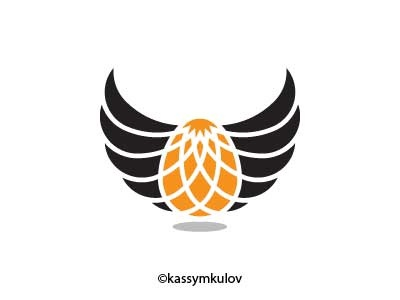 Ab Ovo - An egg with wings