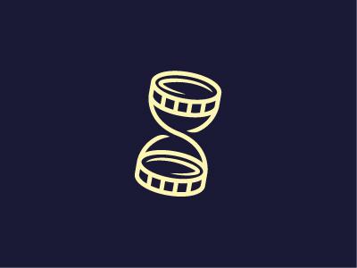 Coin Hourglass logo