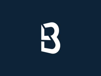 BL or LB logo l logo b logo