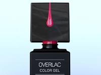 Nailover Overlac Color Gel Series - 3d Modelling, Packshot