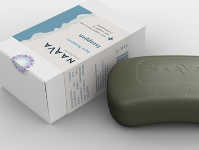 3D modeling Packshot, Package Design - SOAP