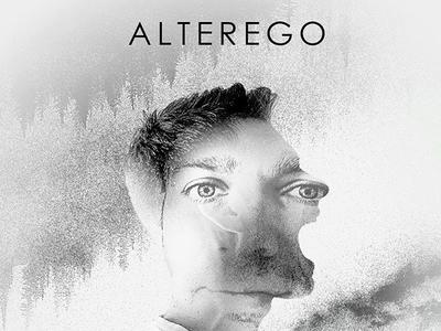 Poster design - alter ego selfportrait photography illustration art poster posterart posterdesign design illustration visualization